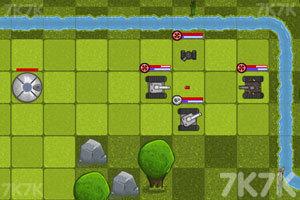 《超级坦克大战斗》游戏画面3