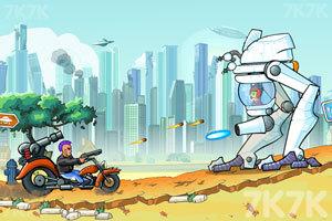 《武装越野车HD》游戏画面5