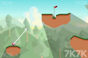 《高尔夫迷你版》游戏画面1