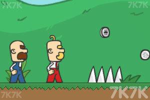 《胡子的世界》游戏画面5