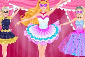 芭比超人跳芭蕾