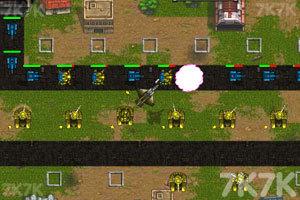 《坦克塔防大战》游戏画面3