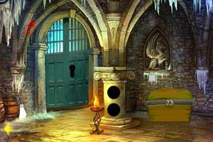 《神秘的城堡逃脱2》游戏画面1