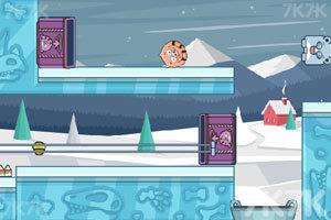《水坑里的小猪3》游戏画面2