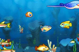 《一起吃鱼》游戏画面2