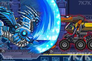 《组装机械挖掘机》游戏画面2