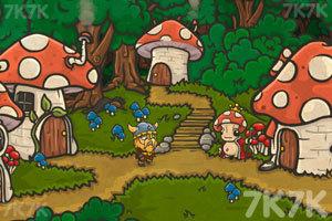 《蘑菇王的诅咒》游戏画面1