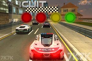 《迪拜警車競速賽》游戲畫面4