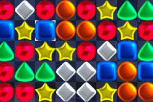 《水晶宝石大消除》游戏画面1