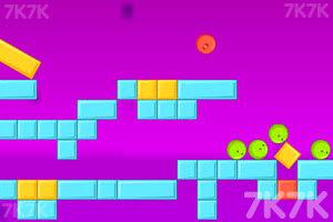 《缉拿小绿球》游戏画面1