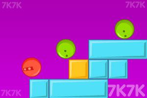 《缉拿小绿球》游戏画面3