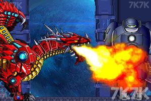 《组装超能英雄》游戏画面3