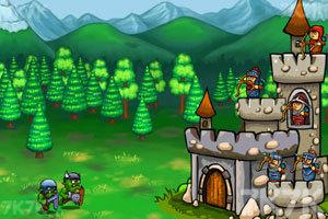 《皇家弓箭手无敌版》游戏画面1