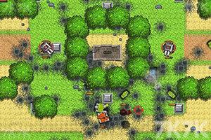 《超级坦克战役2无敌版》游戏画面4