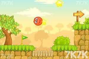《小红球闯关5无敌版》游戏画面3