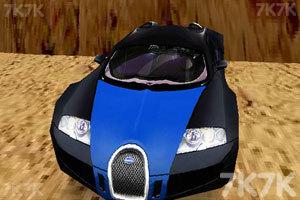 《3D超音速赛车无敌版》游戏画面2
