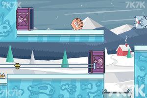 《水坑里的小猪3选关版》游戏画面3