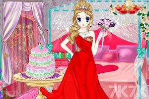 《森迪公主的寒假派对》游戏画面1