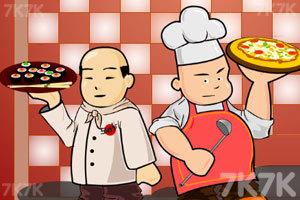 《经营闹市餐馆中文版》游戏画面1