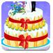 艾莎婚礼大蛋糕