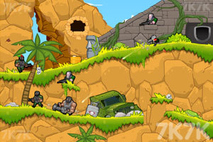 《狂暴战士》游戏画面4