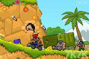 《狂暴战士》游戏画面9