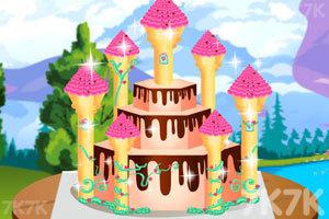 《公主的城堡蛋糕4》游戏画面1