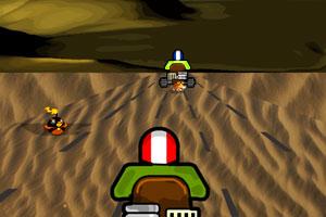 《超级卡丁车赛》游戏画面1