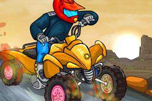 全地形摩托驾驶