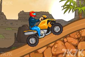 《全地形摩托驾驶》游戏画面3