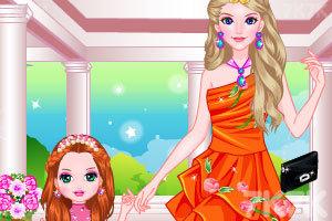 《妈妈和女儿》游戏画面3