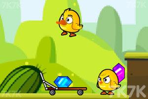 《鸡鸭矿工2》游戏画面2