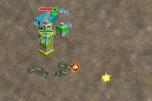《征服陆军基地4》游戏画面1
