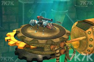 《疯狂蚂蚁》游戏画面1