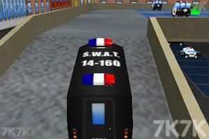 《警察局停车大赛》游戏画面4
