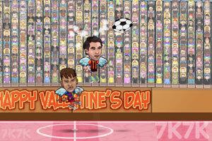 《足球大联盟情人节版无敌版》游戏画面3