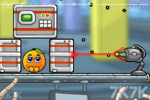 《拯救橙子太空旅行》截图3