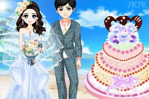 《永恒巴厘岛婚礼装扮》游戏画面2