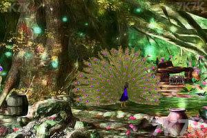 《仙女树屋逃脱》游戏画面1