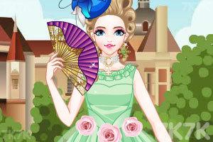 《贵族美女》游戏画面2