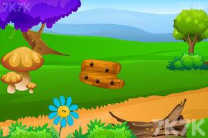 《逃出花园房子》游戏画面2