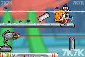 《拯救橙子太空旅行无敌版》游戏画面4