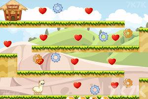 《小羊回家三人组》游戏画面3