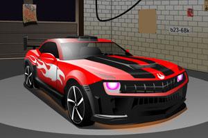 《改装我的汽车》游戏画面1