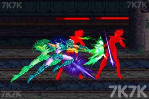 《圣斗士星矢之银河战争》游戏画面5