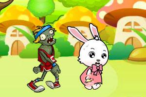 《疯狂的小白兔》游戏画面1