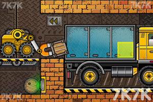 《卡车装载机5选关版》游戏画面4