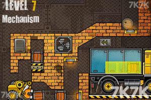 《卡车装载机5选关版》游戏画面2