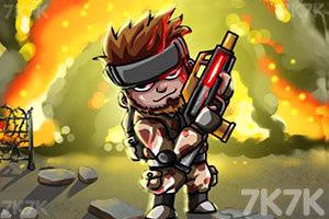 《合金武器》游戏画面1