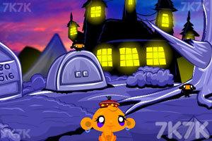 《逗小猴开心之捉忍者2》游戏画面2